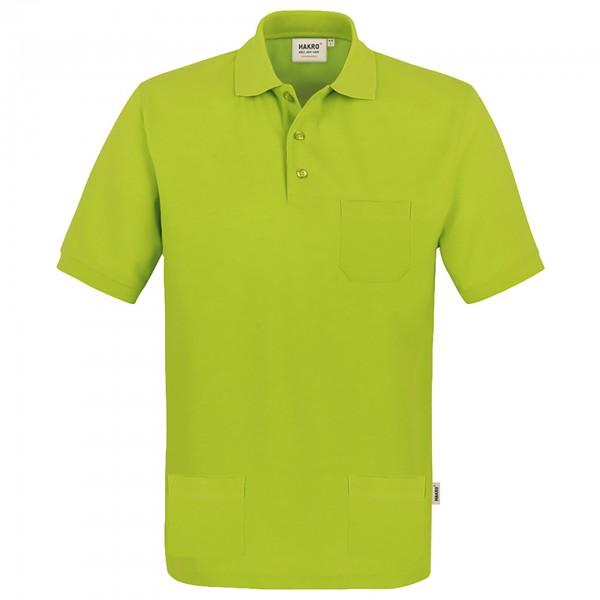 Unisex Polo-Shirt NICO mit 3 Taschen