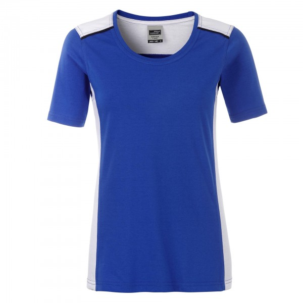 T-Shirt Maddy, 50% Polyester / 50% Baumwolle